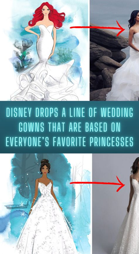 Princess Wedding Dresses, Wedding Gowns, Disney Movies To Watch, Allure Bridal, Perfume, Disney Inspired, Cheap Dresses, Dress Collection, Decoration