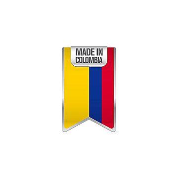 Hecho En Colombia Background Insignia Bandera Png Y Vector Para Descargar Gratis Pngtree Colombia Bandera Vector