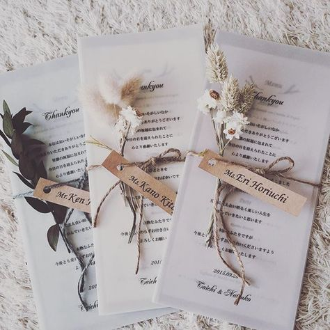 If you put on a dried flower, it will instantly make you feel stylish! © ...  #dried #flower #instantly #stylish