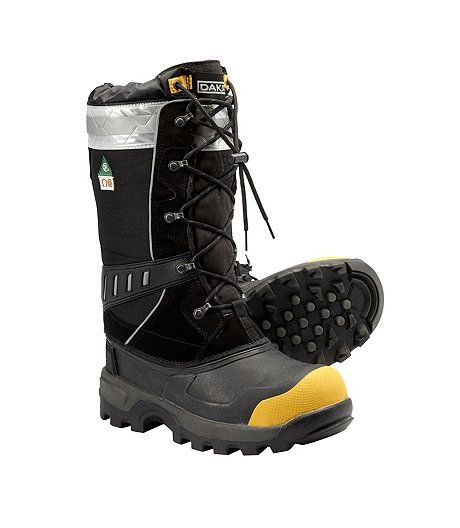 5e01ea708bc Dakota Men's North Bay Winter Steel Toe Steel Plate Work Boots ...