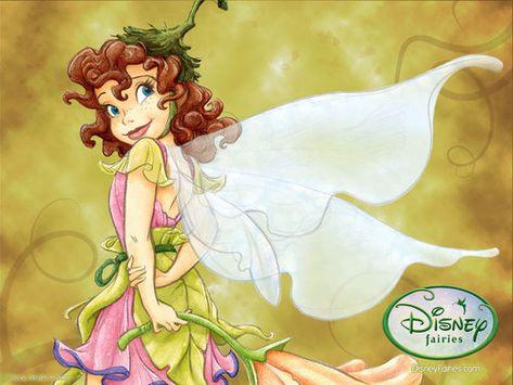 Disney Fairies Wallpaper: Prilla