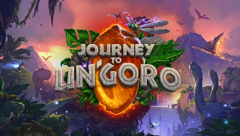 Hearthstone Journey To Ungoro Wallpapers Pictures Hearthstone
