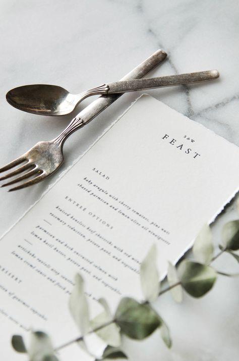 Gatherie Creative — Wedding Journal