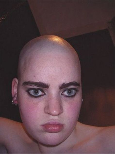 The 10 Most Utterly Embarrassing Eyebrows On The Internet