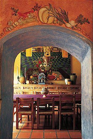 Cocinas Mexicanas Tradicionales.