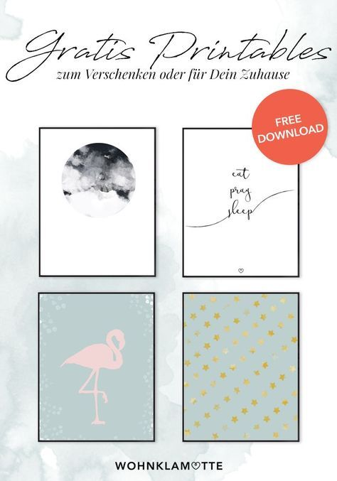 Gratis Printables Zum Herunterladen Hier Findest Du Die Perfekten Bilder Zum Verschenken Oder Einfach Als Neue De Verschenken Perfektes Bild Bilder Dekoration