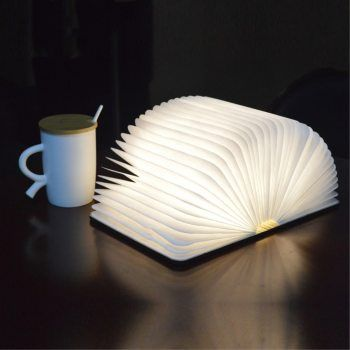 Creative Book Shaped Night Lamp For Living Room Decor Great Christmas Gift Highvoltagearea Book Lamp Book Lights Night Lamps