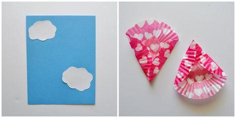 List Of Pinterest Kite Craft Preschool Classroom Images Kite Craft