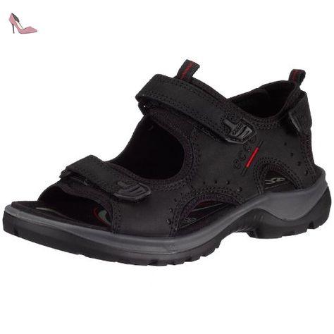 Ecco Terratrail, Chaussures Multisport Outdoor Homme - Multicolore (black/slate/bamboo59489), 46 EU
