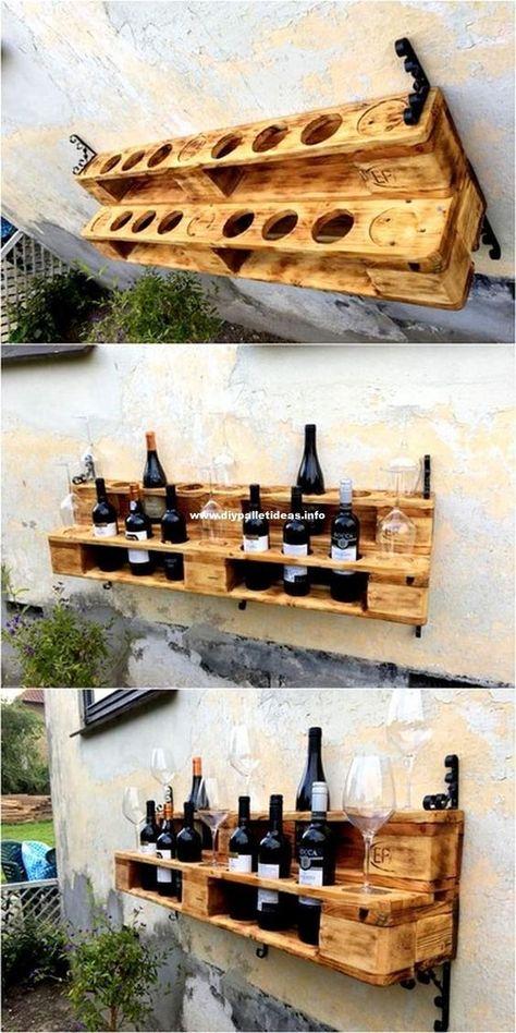 Amazing DIY Pallet Wood Ideas and Projects DIY Wood # .- Verblüffende DIY Palettenholz Ideen und Projekte DIY Holz – diy pallet creations Amazing DIY pallet wood ideas and projects DIY wood -