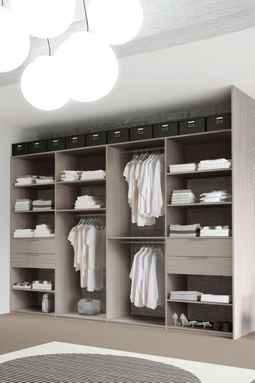 17 Best images about dressing on Pinterest Closet designs, White