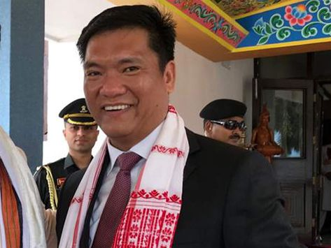 Arunachal Pradesh sought compensation for not getting externally aided projects
