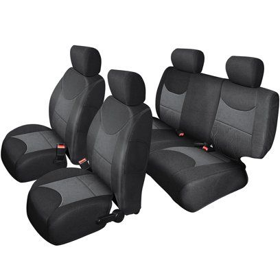 Baja Inca 8pc Saddle Blanket Seat Covers Set Front Pair Bench For Toyota Camry Walmart Com Seat Covers Bench Seat Covers Truck Seat Covers
