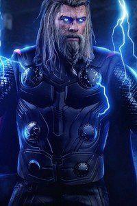 New Thor 4k Avengers Endgame Wallpaper Thor Wallpaper Marvel Thor Marvel Universe Art