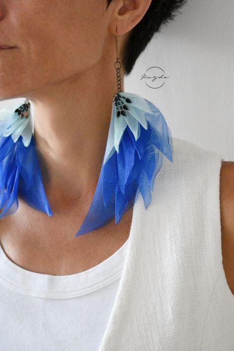 Light Wings Earrings
