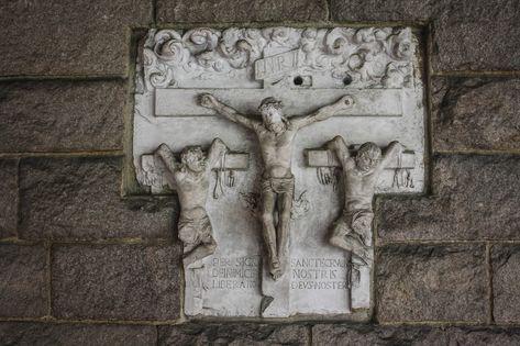 Die 500+ besten Bilder zu Gestas in 2020 | kreuzigung jesus