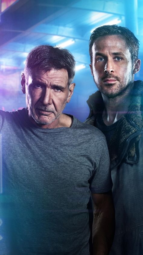 Blade Runner 2049 (2017) Phone Wallpaper | Moviemania