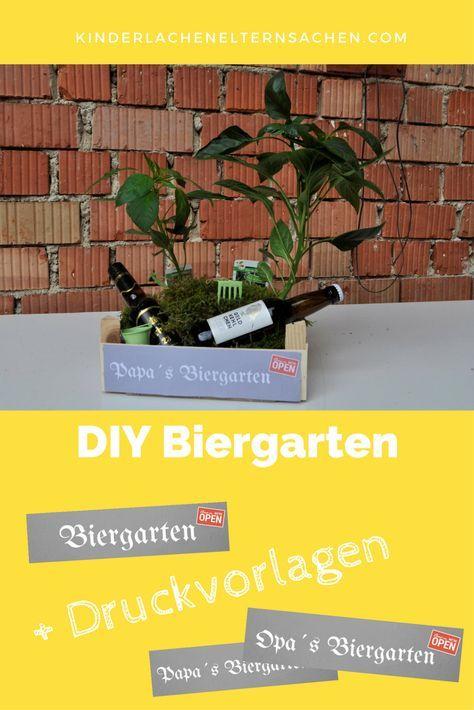 beste geschneksidee f r bier liebende m nner freebie download printable kostenlose biergarten