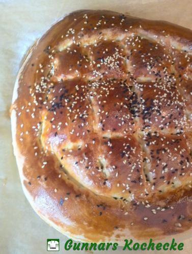 Rezept Fladenbrot - AhmetKocht - Folge 69 Brot \/ Brötchen - türkische küche rezepte