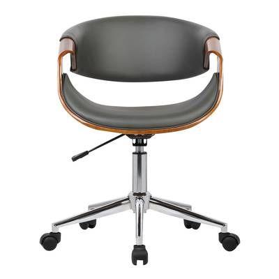 Office Task Chair Home Decor In 2019 Mid Century Modern Desk
