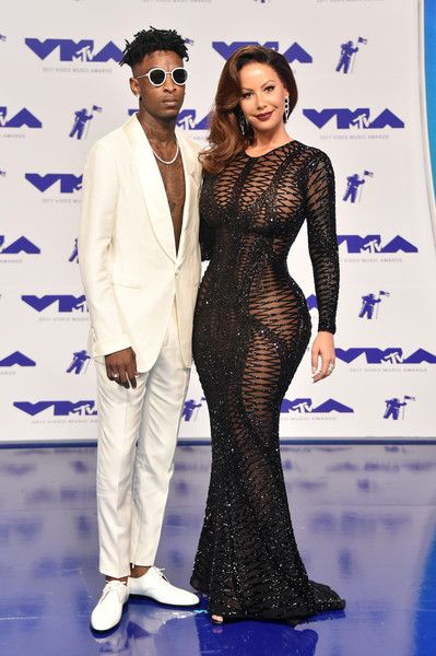 Amber Rose - The Only Looks You Need to See From the MTV VMAs 2017 - Photos