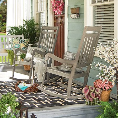 Generations Porch Rocker Improvementscatalog Porch Chairs