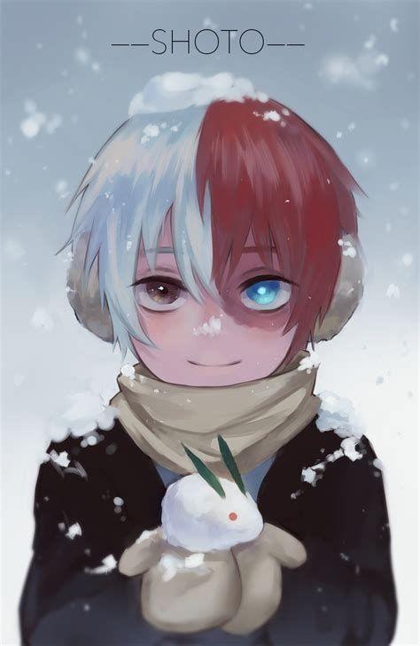 Todorororoki Cute Anime Character My Hero Academia Episodes Hero