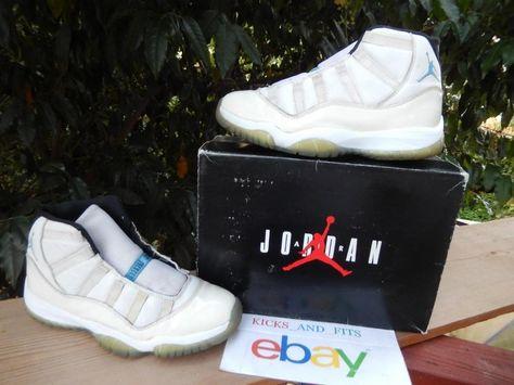 newest collection bd837 47774 Nike Air Jordan VI 6 Lakers Retro GS 2009 sz 5.5Y 384665-002 Rare Vtg Og   Jordan  BasketballShoes   Nike Shoes   Pinterest   Nike, Nike air jordans  and Air ...
