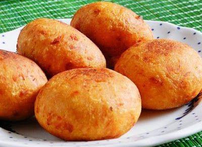 Resepi Cucur Badak Paling Mudah Dan Sedap Sukatan Cawan Easy Meals Food Recipes