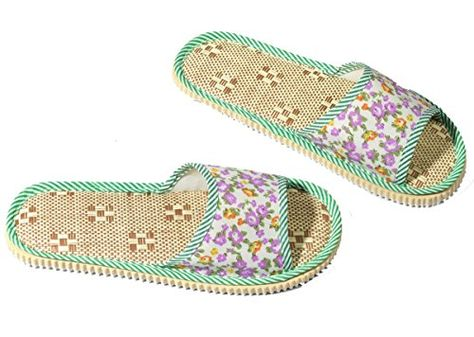 0ca2a4921 Best Womens Slippers | Qise Womens Cotton Indoor Open Toe Spa House  Washable Slippers Green ** Click image for more details. Note:It is  Affiliate Link to ...