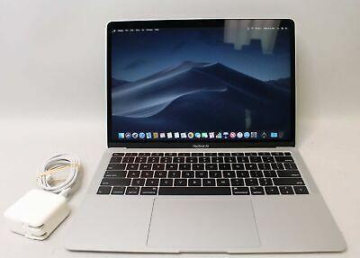 Apple Macbook Air 2018 Intel I5 1 6ghz 8gb Ram 256gb Ssd In 2020 Apple Macbook Apple Macbook Air Macbook Air