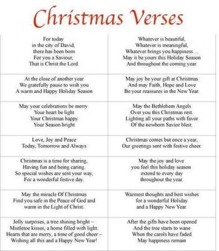 Diy Christmas Cards Christian Free Printables 32 Ideas For 2019 Christmas Card Sayings Christmas Cards Wording Christmas Card Verses