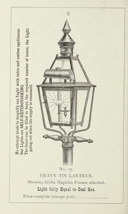 Catalog The Globe Gas Light Company Of Boston Contractors For