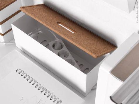 Kvissle Ikea Cacher Fils Cacher Les Câbles De Télévision