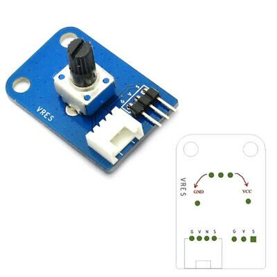 Ad Ebay 10k Ohm Rotary Potentiometer Module For Arduino Pic Avr Mcu Sl In 2020 Arduino Ebay Usb Flash Drive