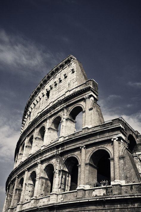 Colosseum - Rome - Italy (von P!XELTREE)