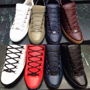 Balenciaga arena sneakers, Sneakers men