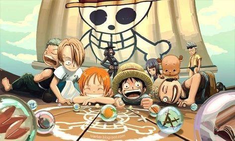 400 Gambar One Piece Terbaik Bajak Laut Animasi Topi Jerami