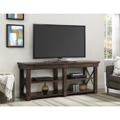 Laurel Foundry Modern Farmhouse Tasha Tv Stand For Tvs Up To 70 Inches In 2020 Altra Furniture Living Room Tv Furniture