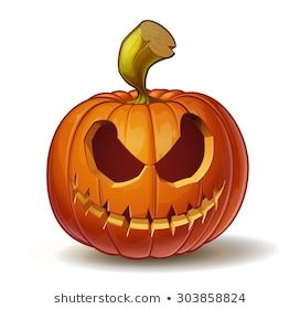 Watch this funny cartoon for kids with. Scary Halloween Pumpkin Stock Illustrations Images Vectors Shutterstock Vector Illustration Scary Halloween Pumpkins Cartoons Vector
