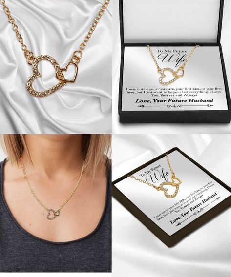 To My Future Wife Necklace