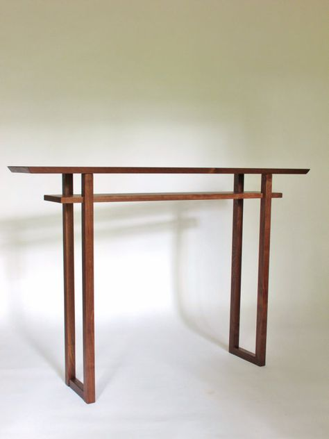 50 Classic Console Table Walnut Long Thin Table For Hallways Minimalist Design Tall Narrow Modern Console Tables Console Table Small Console Tables