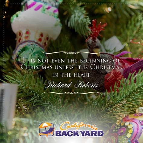 High Quality For Each Customer Who Donates An Artificial Christmas Tree, California  Backyard Will Give A 10% Discount On The Purchase Of Au2026