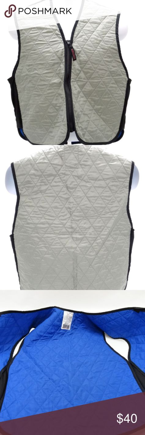 Motoboss Evaporative Cooling Vest Motoboss Evaporative Cooling