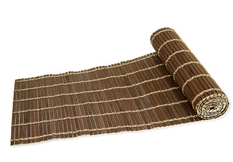 Bamboo Table Runner House Styles Table Runners