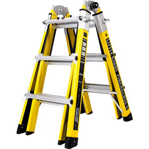 Little Giant Fiberglass Type 1a 13 Ladder