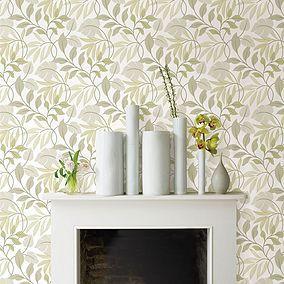 Nuwallpaper Meadow Self Adhesive Wallpaper Nuwallpaper Peel And Stick Wallpaper Brewster Wallpaper