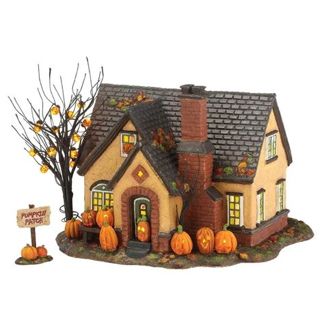 Looking for Department 56 Snow Village Halloween Pumpkin House Lit Building, inch ? Check out our picks for the Department 56 Snow Village Halloween Pumpkin House Lit Building, inch from the popular stores - all in one. Casa Halloween, Halloween Home Decor, Holidays Halloween, Halloween Pumpkins, Halloween Crafts, Halloween Decorations, Lawn Decorations, Peanuts Halloween, Halloween Designs
