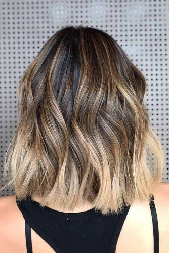 20 Styles With Blonde Highlights To Lighten Up Your Locks In 2020 Short Hair Balayage Hair Styles Blonde Highlights
