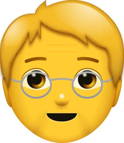 Old Man Emoji Old Man Emoji Emoji Olds